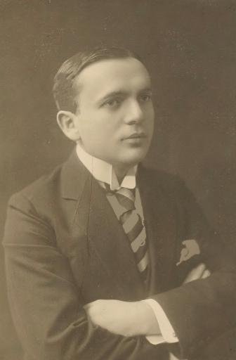 Bronisław Krystall - Portret