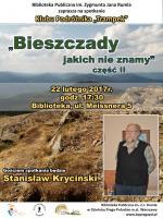 Spotkanie ze Stanisławem Krycińskim w Bibliotece Publicznej w Dzielnicy Praga Południe