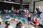 Fosa pełna listów - relacja ze spotkania w Miejskiej Biblioteki Publicznej w Radomiu
