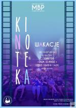 Kinoteka w Mijskiej Bibliotece Publicznej w Mińsku Mazowieckim