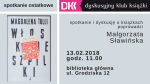 Spotkanie Dyskusyjnego Klubu Książki w Bibliotece w Brwinowie