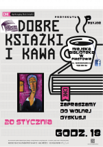 69. spotkanie Dyskusyjnego Klubu Książki w Miejskiej Bibliotece Publicznej w Piastowie