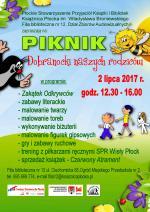 Książnica Płocka zaprasza na piknik w Ciechomicach