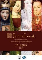 Spotkanie z Janiną Lesiak w Miejskiej Bibliotece Publicznej w Mińsku Mazowieckim