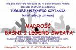 Turniej Pięknego Czytania w Miejskiej Bibliotece Publicznej w Płońsku