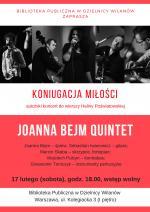 Koncert w Bibliotece Publicznej w Dzielnicy Wilanów