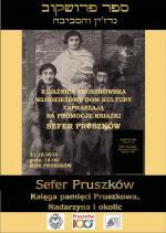 Sefer Pruszków. Księga pamięci Pruszkowa, Nadarzyna i okolic. Promocja książki w Książnicy Pruszkowskiej