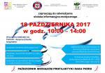 Stoisko informacyjno-medyczne w Miejskiej Bibliotece Publicznej w Wołominie