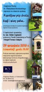 Wystawa w Książnicy Płockiej pt.