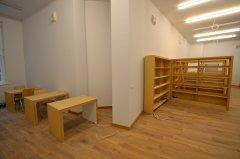 Czytelnia Muzeum Książki Dziecięcej