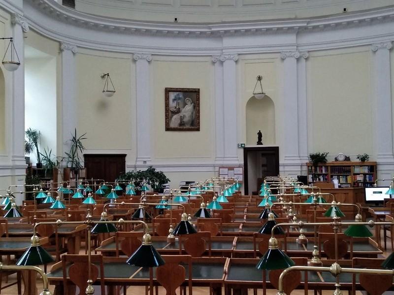 Czytelnia im. Stanisławów Kierbedziów