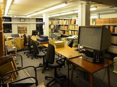 Czytelnia Starych Druków i Rękopisów