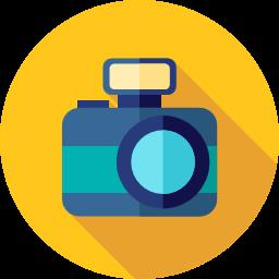 Filmowanie i fotografowanie profesjonalnym sprzętem użytkownika