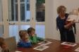 Warsztaty literackie i plastyczne w Muzeum Książki Dziecięcej