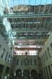 Szklane dachy w Bibliotece na Koszykowej